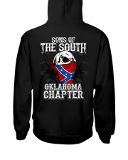 SONS OF THE SOUTH OKLAHOMA Hooded Sweatshirt tile