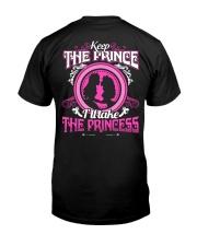 KEEP THE PRINCE I'LL TAKE THE PRINCESS Classic T-Shirt thumbnail