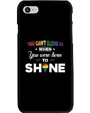 YOU WAS BORN TO SHINE Phone Case thumbnail