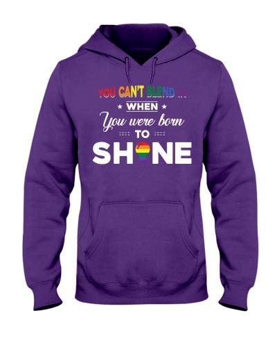 YOU WAS BORN TO SHINE