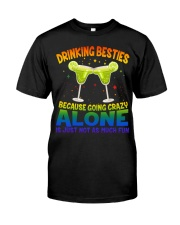 DRINKING BESTIES Classic T-Shirt tile
