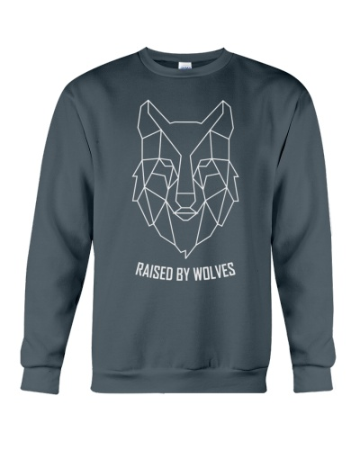 RAISED BY WOLF