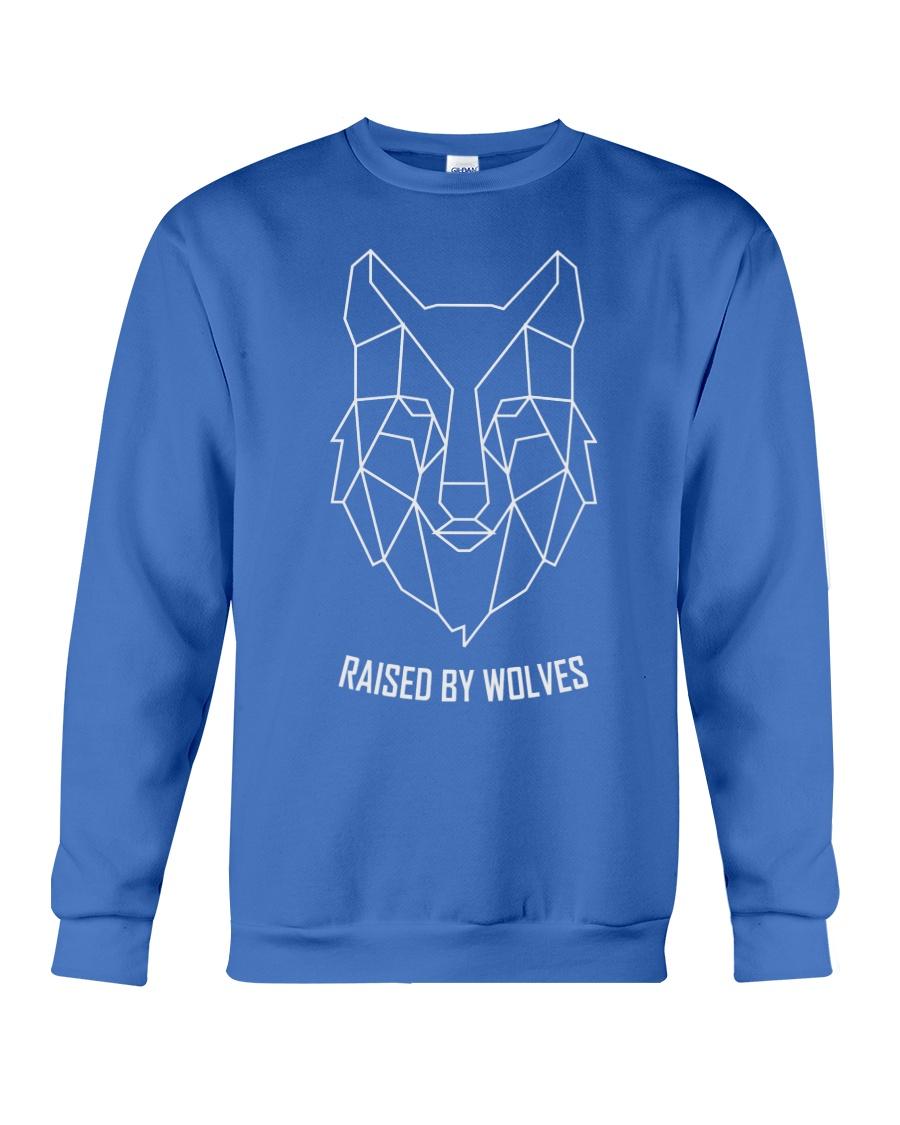 RAISED BY WOLF Crewneck Sweatshirt