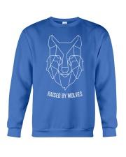 RAISED BY WOLF Crewneck Sweatshirt front
