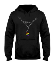 No one can judge me love is love Hooded Sweatshirt thumbnail