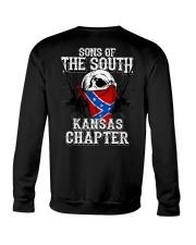 SONS OF THE SOUTH KANSAS Crewneck Sweatshirt tile