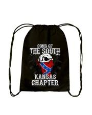 SONS OF THE SOUTH KANSAS Drawstring Bag tile