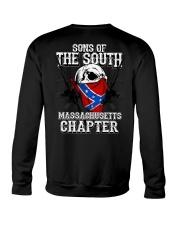 SONS OF THE SOUTH MASSACHUSETT Crewneck Sweatshirt tile
