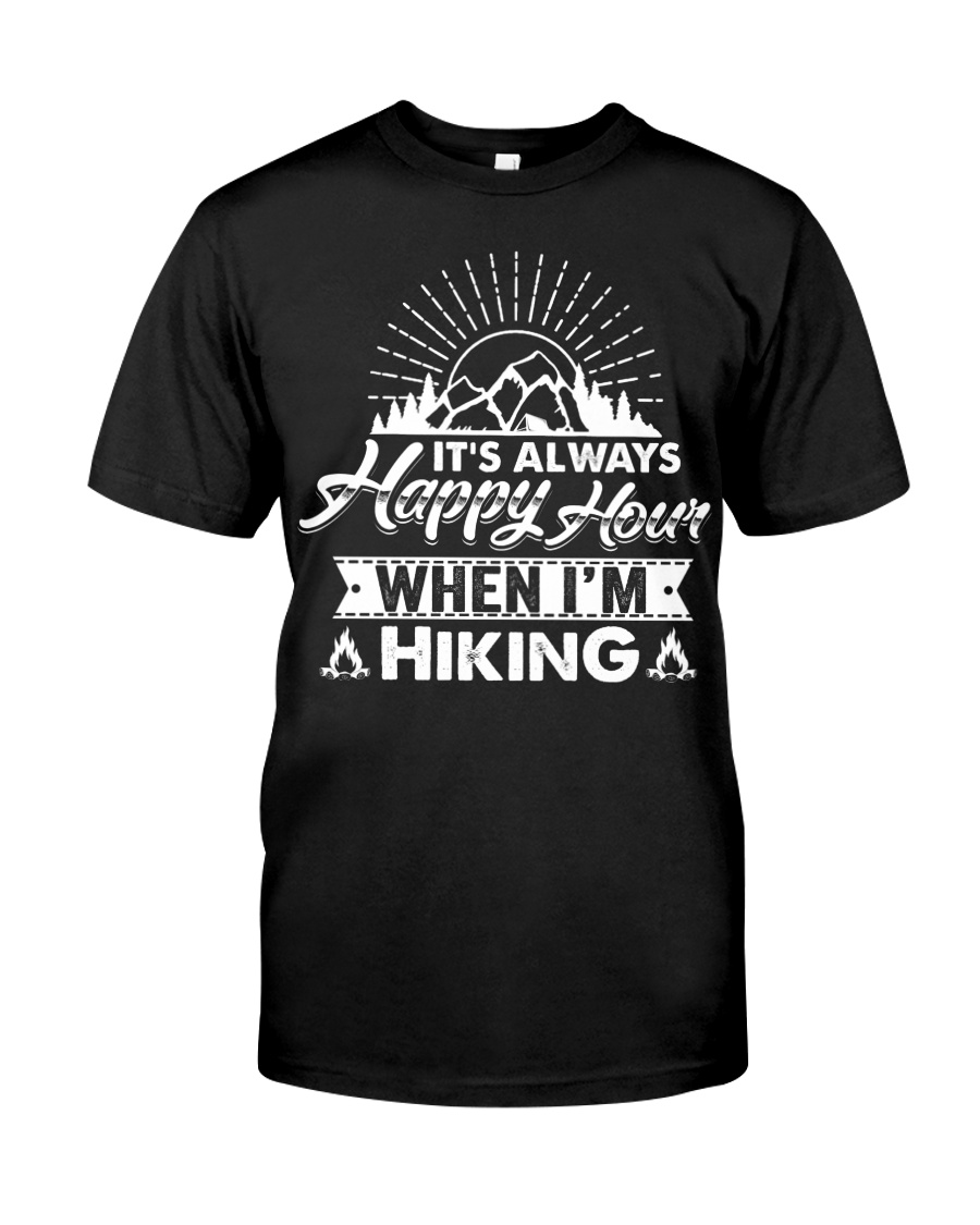 HIKING Classic T-Shirt