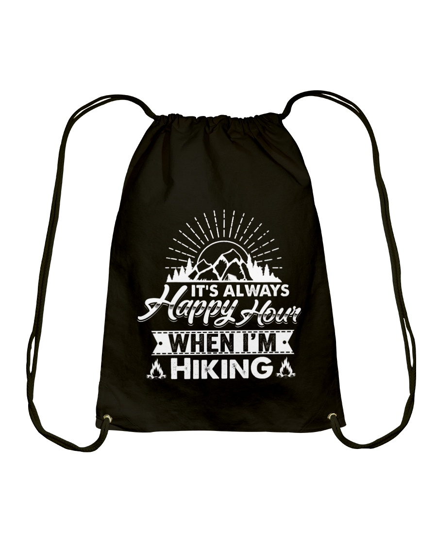 HIKING Drawstring Bag