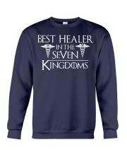 BEST HEALER IN THE SEVEN KINGDOMS Crewneck Sweatshirt thumbnail