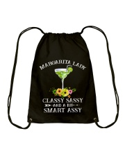 MARGARITA LADY Drawstring Bag thumbnail