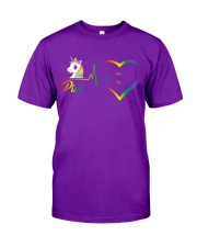 Pride Classic T-Shirt front