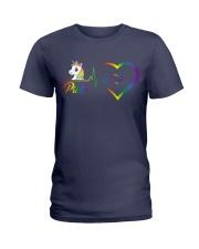 Pride Ladies T-Shirt front
