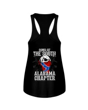 SONS OF THE SOUTH ALABAMA Ladies Flowy Tank tile