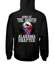 SONS OF THE SOUTH ALABAMA Hooded Sweatshirt tile