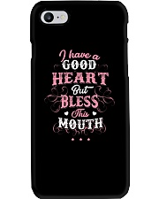 I HAVE A GOOD HEART Phone Case thumbnail