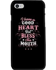 I HAVE A GOOD HEART Phone Case thumbnail