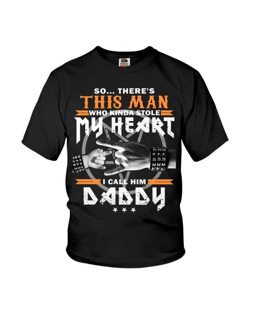 LOVE METAL Youth T-Shirt