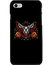 OWL THE DAY OF DEAD Phone Case i-phone-7-case
