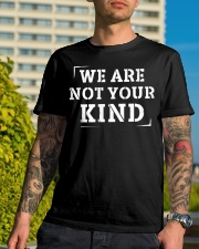 WE ARE NOT YOUR KIND Classic T-Shirt lifestyle-mens-crewneck-front-8