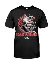 FOR GIRLS Classic T-Shirt thumbnail