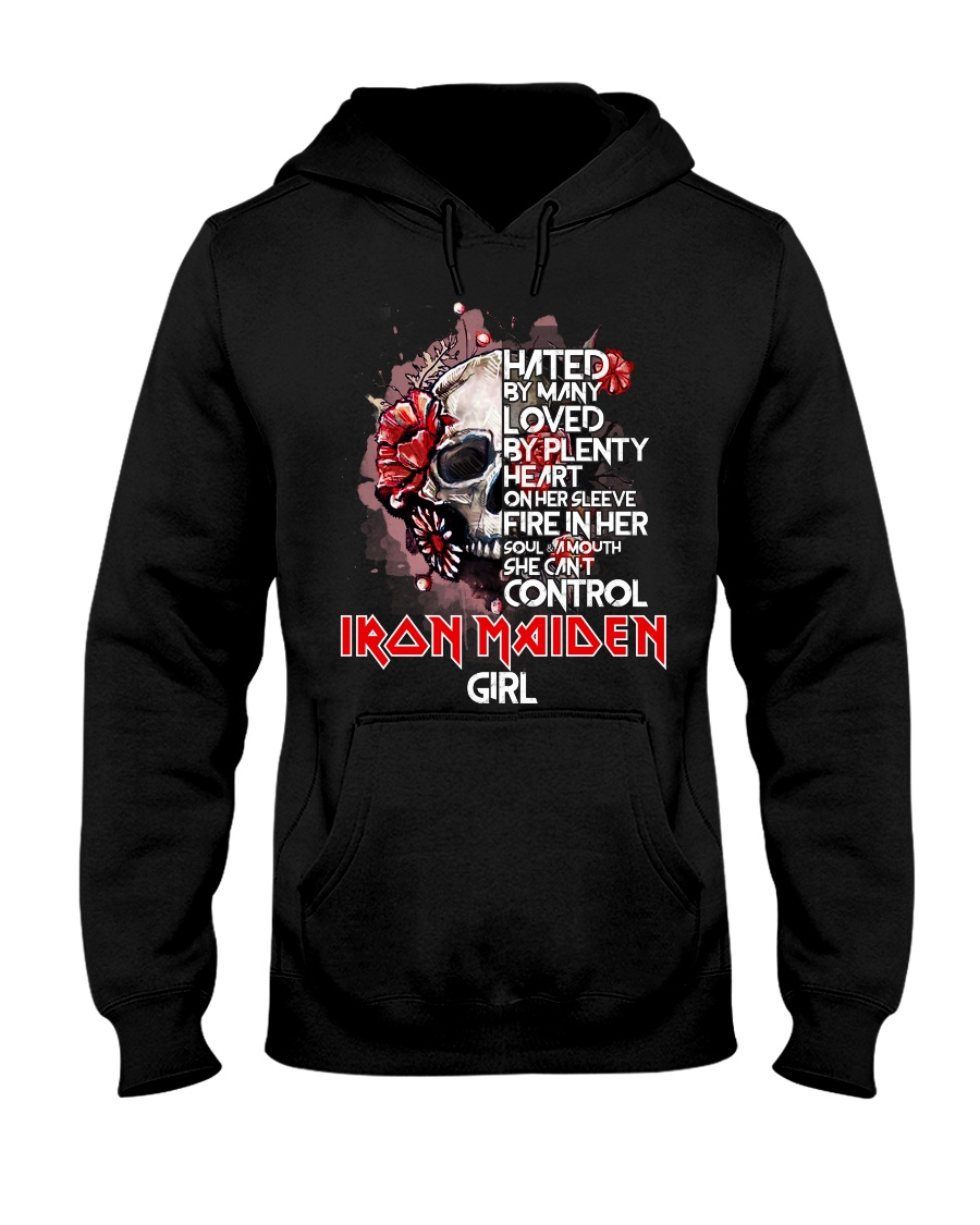 FOR GIRLS Hooded Sweatshirt