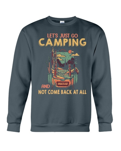 LET'S JUST GO CAMPING