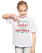 WHO NEED- BEST GIFT FOR CHRISTMAS Youth T-Shirt lifestyle-youth-tshirt-front-2