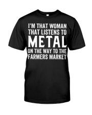 I'M THAT WOMAN Premium Fit Mens Tee thumbnail