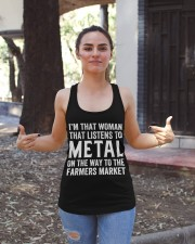 I'M THAT WOMAN Ladies Flowy Tank apparel-ladies-flowy-tank-lifestyle-01