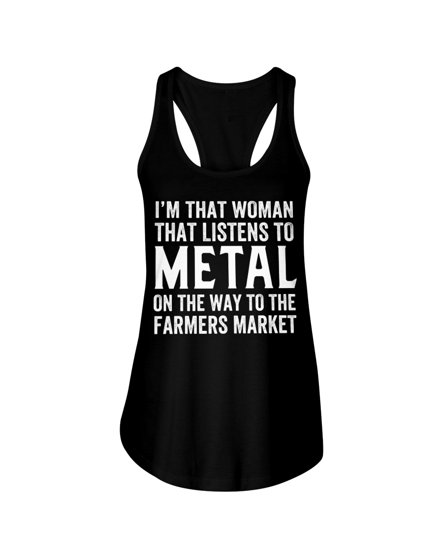I'M THAT WOMAN Ladies Flowy Tank