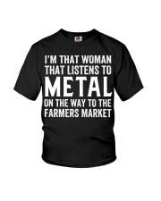 I'M THAT WOMAN Youth T-Shirt thumbnail