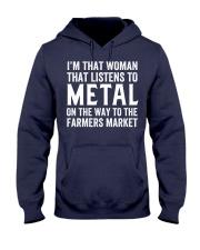 I'M THAT WOMAN Hooded Sweatshirt thumbnail