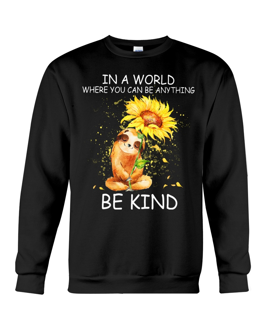 BE KIND Crewneck Sweatshirt