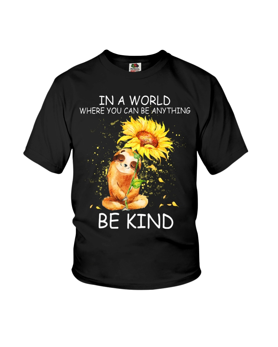 BE KIND Youth T-Shirt showcase