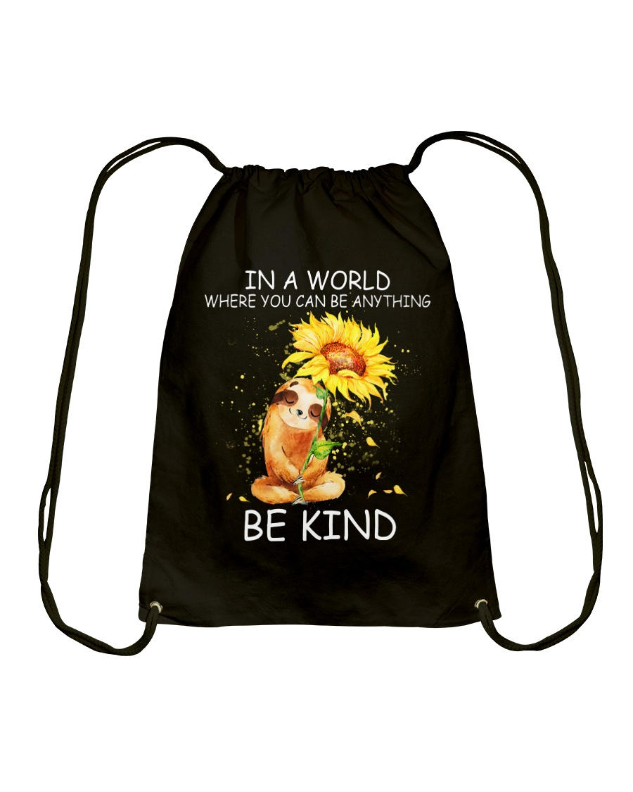 BE KIND Drawstring Bag