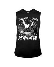 THIS GIRL LOVES METAL Sleeveless Tee thumbnail
