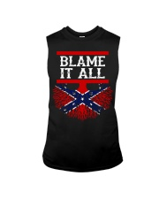 BLAME IT ALL MY ROOTS Sleeveless Tee thumbnail
