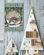 hedgehogs 11x17 Poster lifestyle-holiday-poster-2
