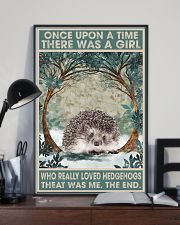 hedgehogs 11x17 Poster lifestyle-poster-2