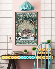 hedgehogs 11x17 Poster lifestyle-poster-6