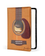 Limited Edition Medium - Leather Notebook front