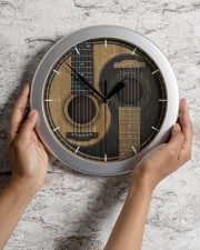 Limited Edition Wall Clock aos-wall-clock-lifestyle-front-02