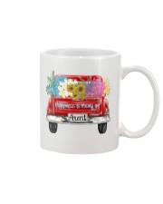 Happiness Is Being An Aunt - Truck Art Mug tile