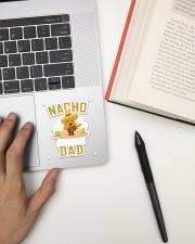Nacho Dad Sticker - Single (Vertical) aos-sticker-single-vertical-lifestyle-front-12