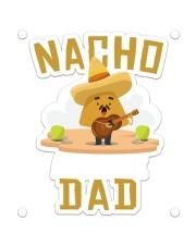 Nacho Dad Sticker - Single (Vertical) front