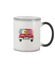 Happiness Is Being An Oma - Truck Art Color Changing Mug tile