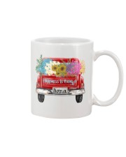 Happiness Is Being A Nana - Truck Art Mug tile