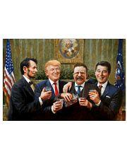 President Party Horizontal Poster tile